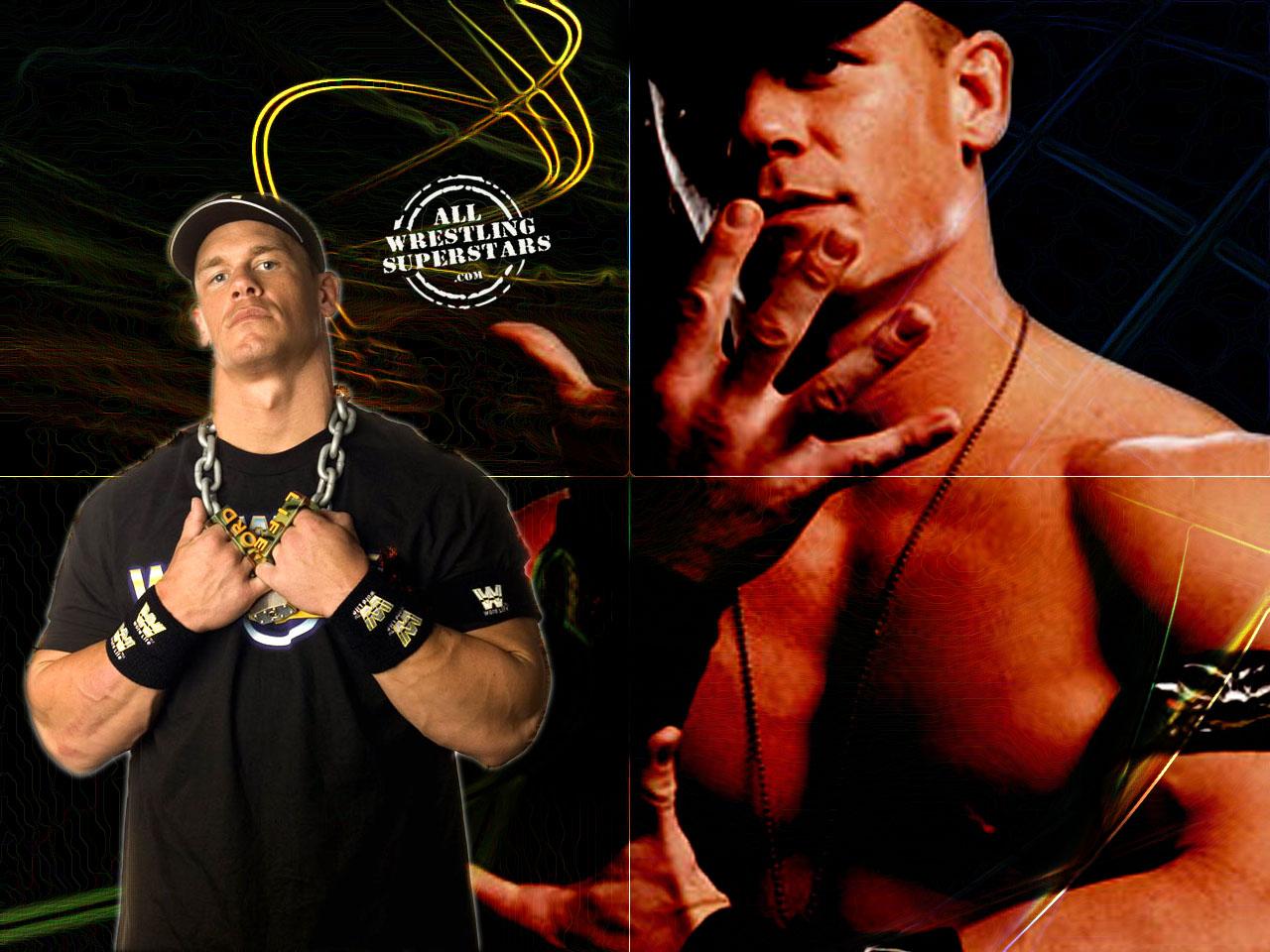 Wwe Chain Gang Soldier John Cena Wallpaper