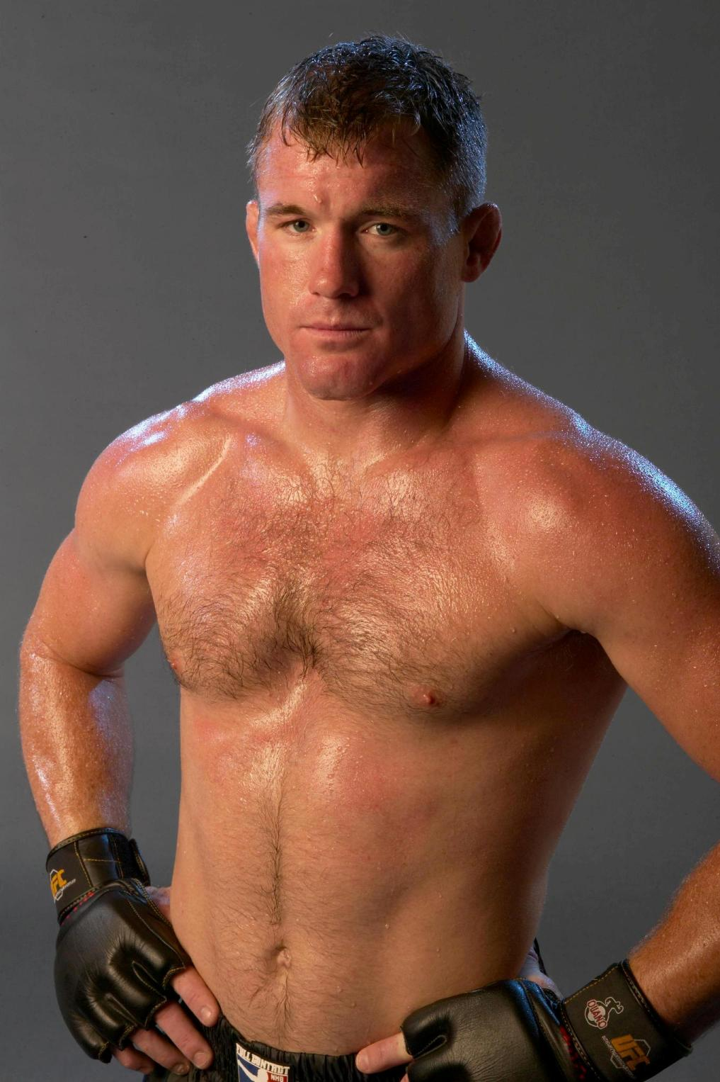 how tall is matt hughes